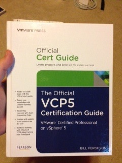 VMware Certified Professional 6 – Data Center ...