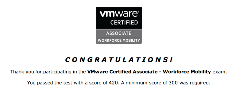 how to become vmware certified
