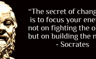 socrates secret of change